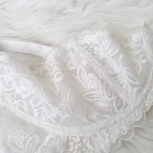 Dreamgirl Intimates & Sleepwear - Dreamgirl Plus Lace Bra